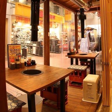 秩父焼肉ホルモン酒場 まる助 大宮一番街店 店内の画像