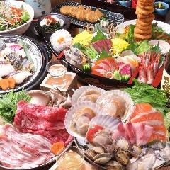 個室 海鮮 居酒屋 魚均 長野駅前店