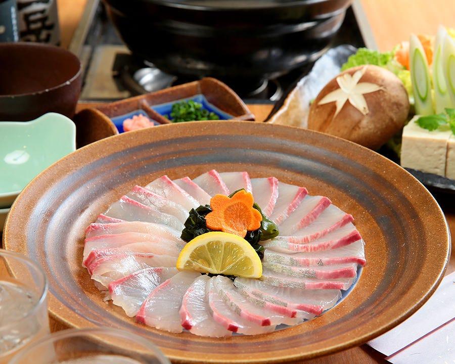 【各種宴会・接待】ちょっと贅沢な会席コース5000円 こだわり和食8品 2H飲放(スーパードライもOK)