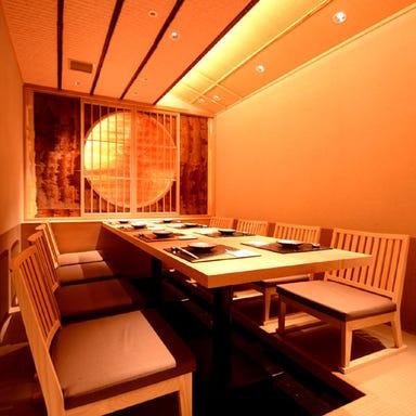 神戸牛 個室会席 おもき 離れ 店内の画像