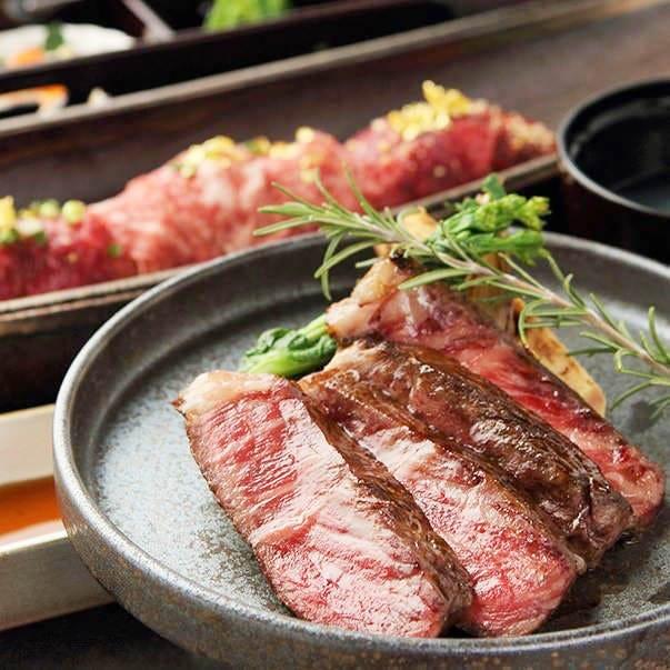 神戸牛使用