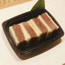 神戸牛カツサンド