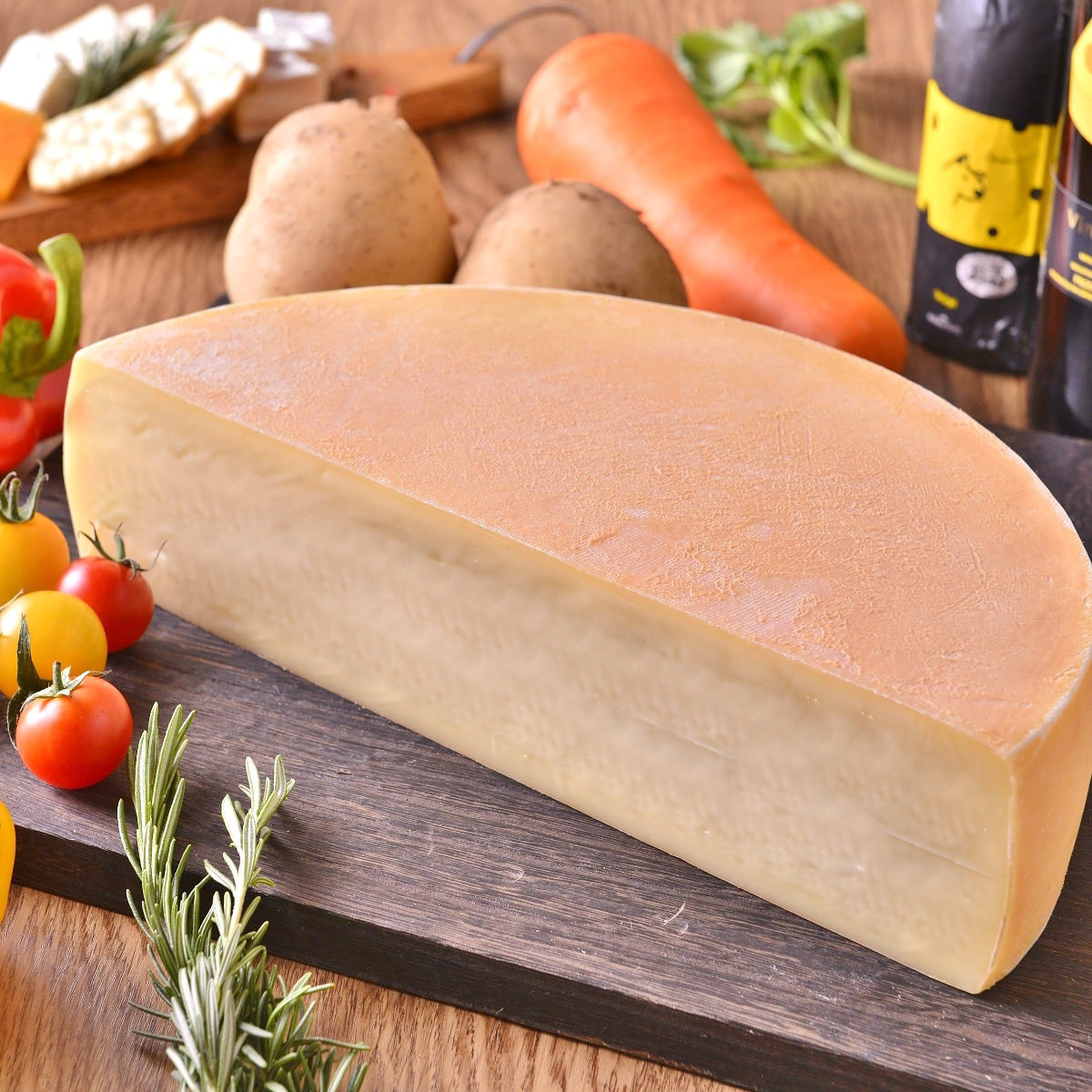 気分はハイジ♪「花畑牧場」の濃厚ラクレットチーズ!