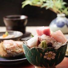 静岡の美味・旬の素材への拘り