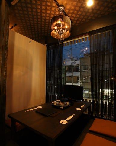 個室居酒屋 SENSU 藤枝 店内の画像