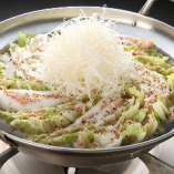 ミルフィーユ鍋(塩)(醤油)