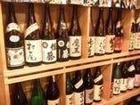 焼酎・日本酒揃ってます!