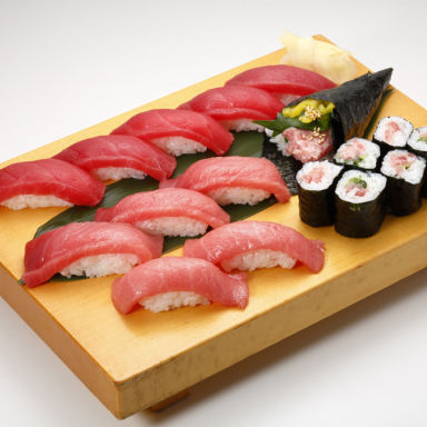板前寿司 愛宕店 メニューの画像