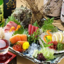 築地新鮮魚介&本格和食で楽しむ料理