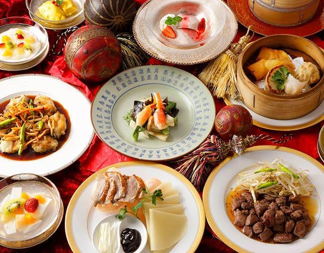 中国料理 天壇 ANAクラウンプラザホテル新潟