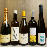 お料理に合わせたワインも多数取りそろえております。