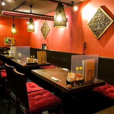 池袋 Asian Bistro Tao(タオ)  店内の画像