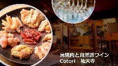 鳥焼肉と自然派ワイン Cotori