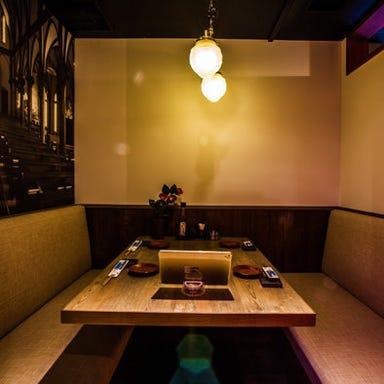 五島人 浜松町店 店内の画像