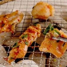 本場の味を熊谷で!七輪焼の本格派
