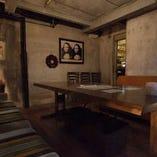 【1階ソファ個室】おしゃれムードが漂う♪少人数でもご利用いただけます!