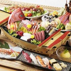 築地海鮮寿司 すしまみれ 新宿靖国通り店