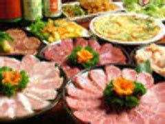 和牛炭火焼肉・韓国料理 じろべ 上尾店 コースの画像