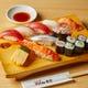 気軽に本格江戸前寿司をお楽しみいただけます