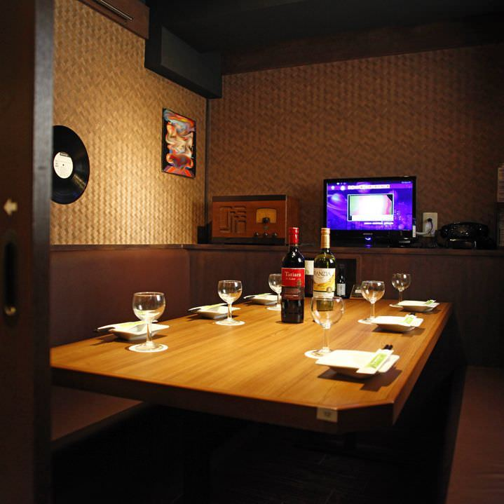 日本の伝統調味料で食す創建美食料理
