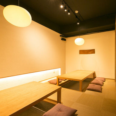 寿司 個室 なかご 心斎橋 店内の画像