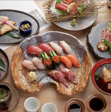 寿司 個室 なかご 心斎橋 こだわりの画像