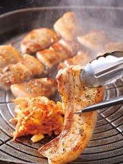 韓国料理といえばサムギョプサル♪