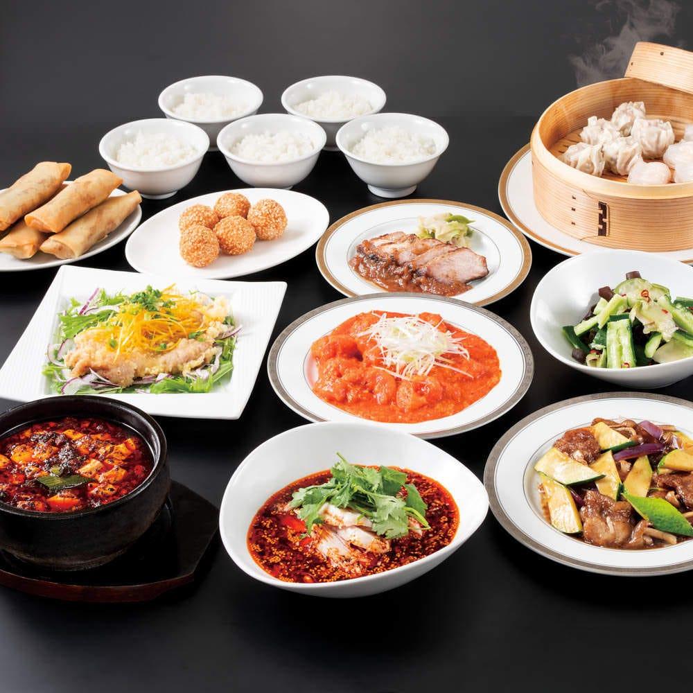 中華料理が食べたい時は 当店にお任せ下さい!