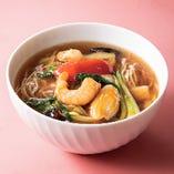 五目広東麺