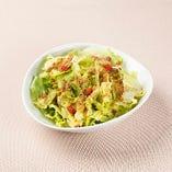 フレッシュレタスの胡麻サラダ