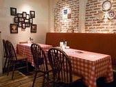 イタリア食堂 タベルナ エントラータ 堂島店 店内の画像