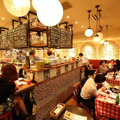イタリア食堂 タベルナ エントラータ 堂島店 コースの画像