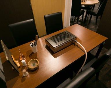 本格焼肉 炎武 北新地本店 店内の画像