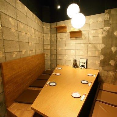 九州酒肴 筑前猫屋 八丁堀 店内の画像