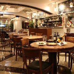 イタリアンレストラン「アクア」は1次会に!貸切も可能