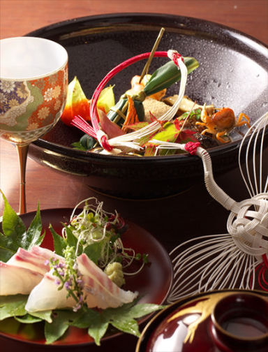 続・日本料理 柚露(ゆうろ) 浜松 こだわりの画像