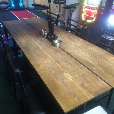 American Diner&Bar Rockford  店内の画像