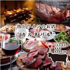 熟成肉 肉バル CARNE RICO KATETE 虎ノ門JTビル店イメージ