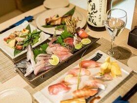 くずし寿司割烹 海月  コースの画像