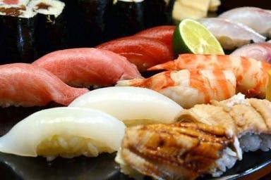 くずし寿司割烹 海月  メニューの画像