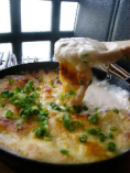 明太子ポテトのチーズ焼き