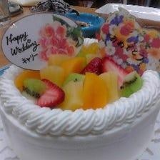 オリジナル バースデー ケーキ