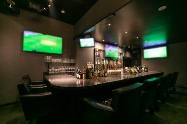 北新地 SPorts Bar レッド・ウィング  店内の画像