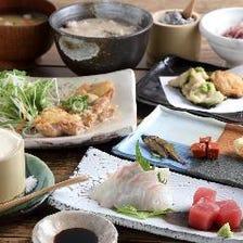 滋賀の旬味を堪能する会席コース
