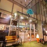 ココラフロント3階!ランチ、カフェ、ディナーがたのしめます!