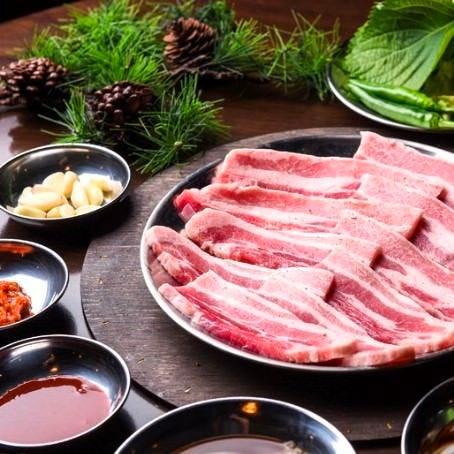韓國料理 チキン&サムギョプサル COCOYA(ここ家) 池袋店
