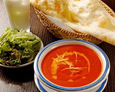 炭焼きタンドールと55種食べ放題 シルザナ 市ヶ谷店 メニューの画像