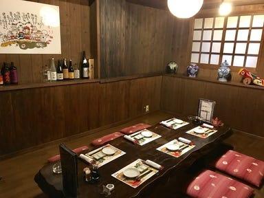 馬肉料理 馬勝蔵  店内の画像