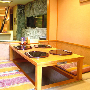日本料理 漁火  店内の画像