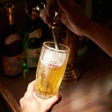 """""""沖縄と言えば""""な冷たいビール♪"""